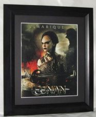 "A169RMC ROSE McGOWAN - ""CONAN"" SIGNED"